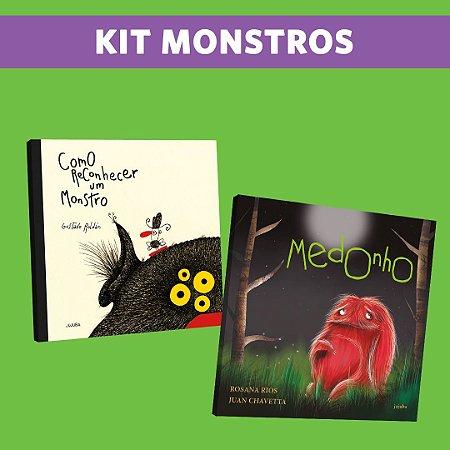 Kit Monstros