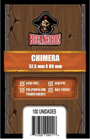 Sleeve Chimera (57,5 X 89) - Bucaneiros