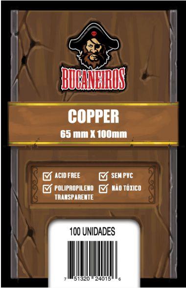 Sleeve Copper (65 X 100) - Bucaneiros