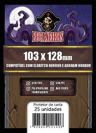 Sleeve Customizado - Eldritch Horror / Arkham Horror (103x128)