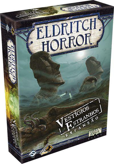 Eldritch Horror: Vestígios Estranhos (Expansão)