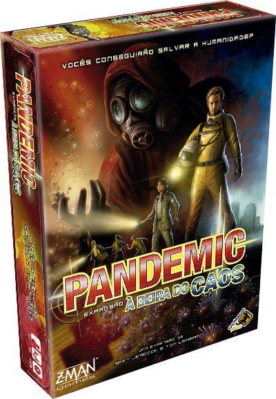 Pandemic A Beira do Caos (Expansão)