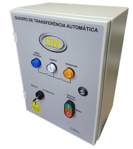 QTA DE 63 A COM CAIXA METALICA - 40 X 30 X 22