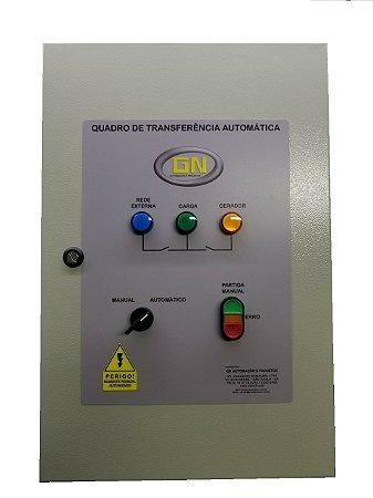 Painel para motobomba  sistema incendio  10 HP  380V