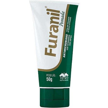 Antimicrobiano Furanil Pomada - 50 g