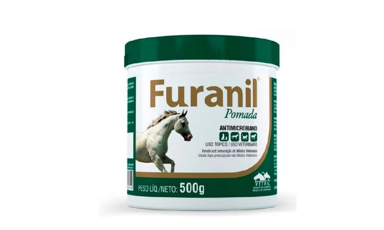 Antimicrobiano Furanil Pomada - 500 g