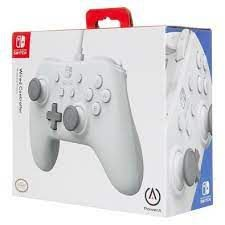 Wired Controller for Nintendo Switch - White Power A