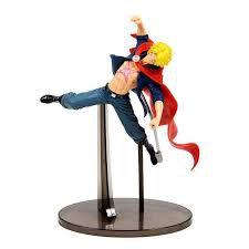 Sabo - Action figure One Piece World Figure Colosseum Banpresto