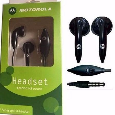 Fones de Ouvido Motorola