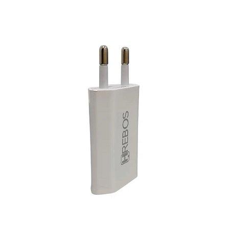 Base carregador para iPhone e smartphone 1.2A Hrebos HS-102