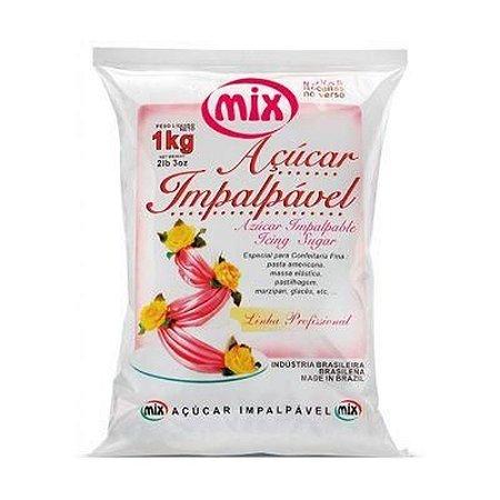 Açúcar Impálpavel MIX