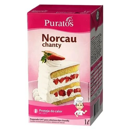 Chantilly Norcau 1l - Puratos