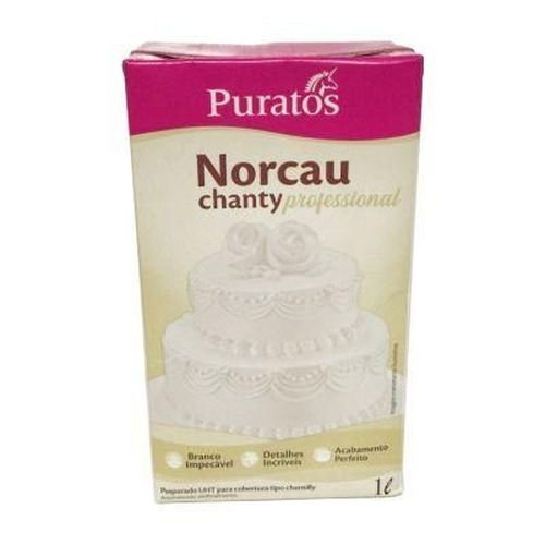 Chantilly Norcau Premium 1lt Puratos