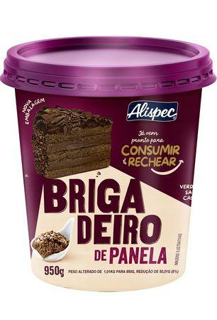 BRIGADEIRO DE PANELA 950G ALISPEC