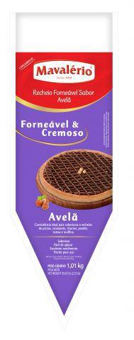 RECHEIO FORNEAVEL AVELA 1,01KG MAVALÉRIO