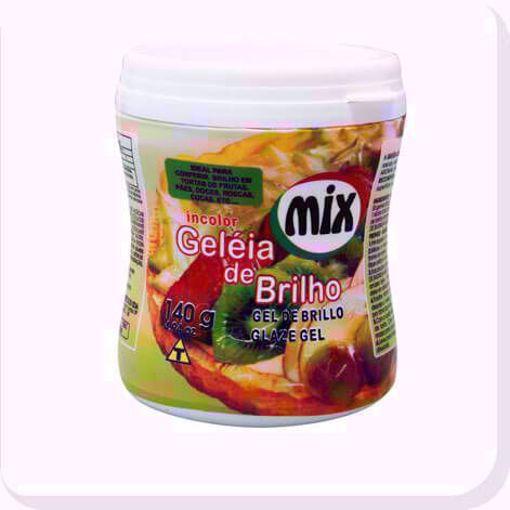GELEIA DE BRILHO INCOLOR 140G MIX