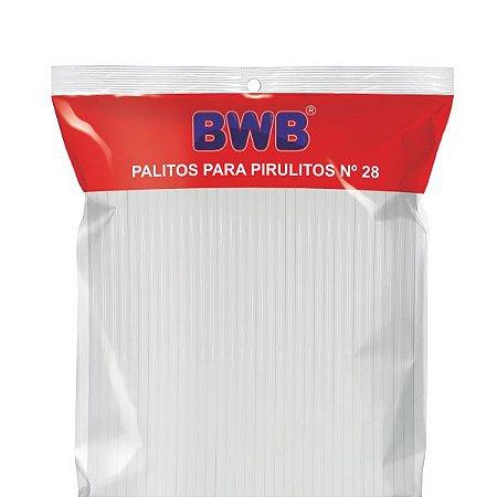 TUBO DE PET Nº 28 BRANCO CÓD.282 BWB