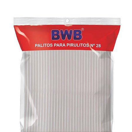 TUBO DE PET Nº 28 CRISTAL CÓD.283 BWB