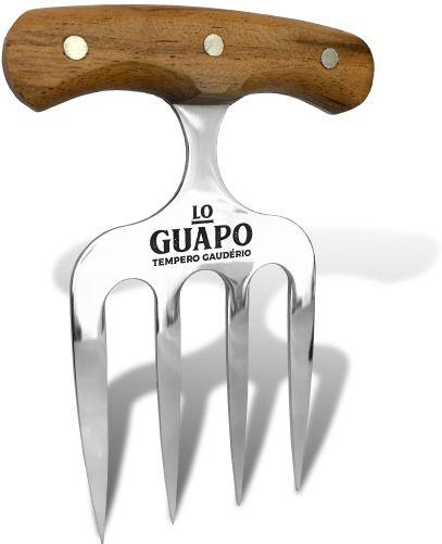 Garfo 4 Dentes Inox