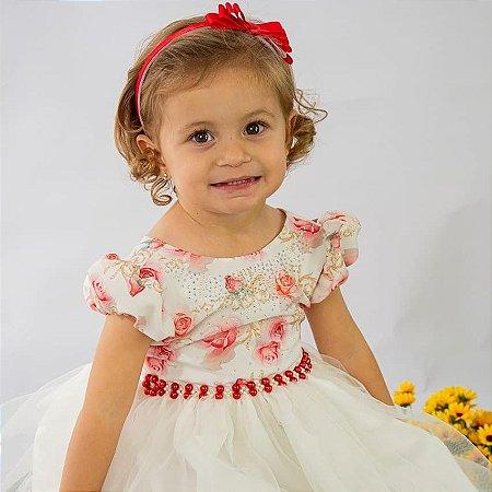 Vestido Infantil Lara Pump