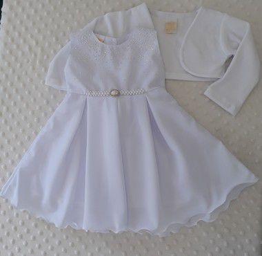 Vestido Infantil Helena Pump