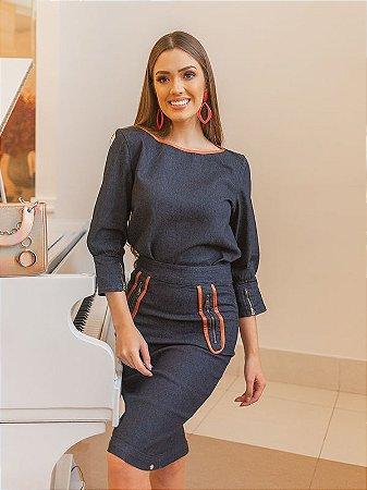 Conjunto Clara Jeans - Raje