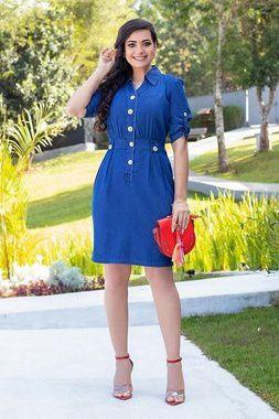 Vestido Mislaine - Raje