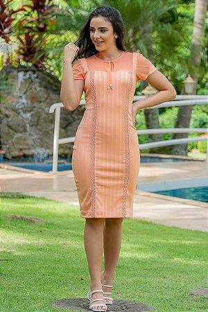 Vestido em Bandagem - Luciana Pais