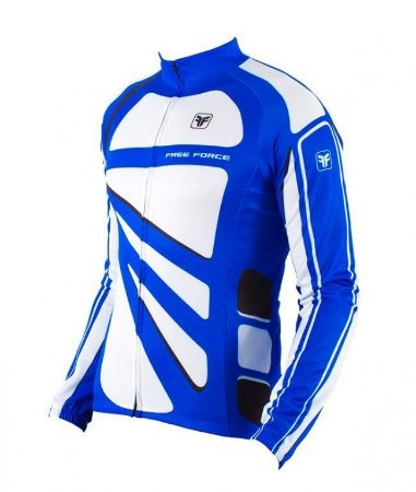 Camisa ciclismo FRAME ML - Free Force