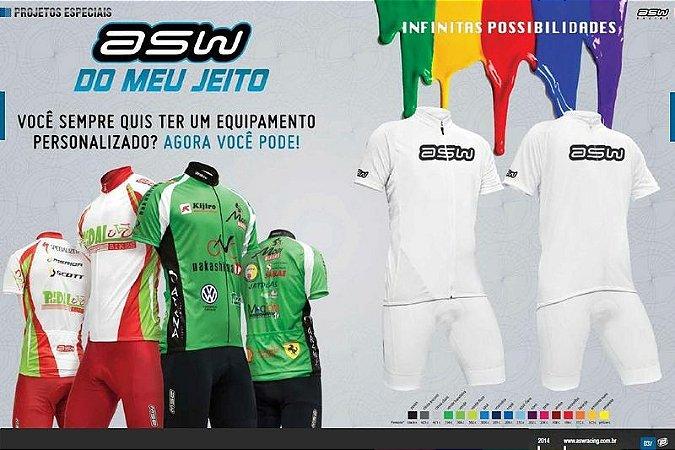 Camisas de ciclismo para GRUPOS -  ASW
