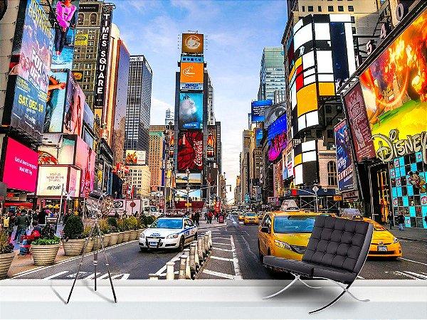 Papel de Parede Fotográfico - Times Square - PA089