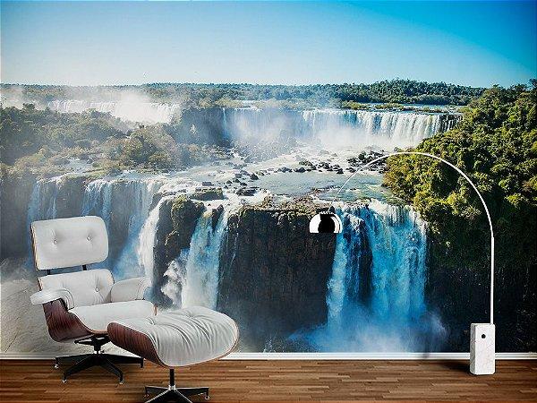 Papel de Parede Fotográfico - Foz do Iguaçu - PA103