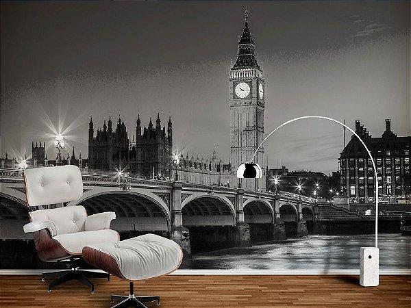 Painel Parede Fotográfico Big Ben Londres