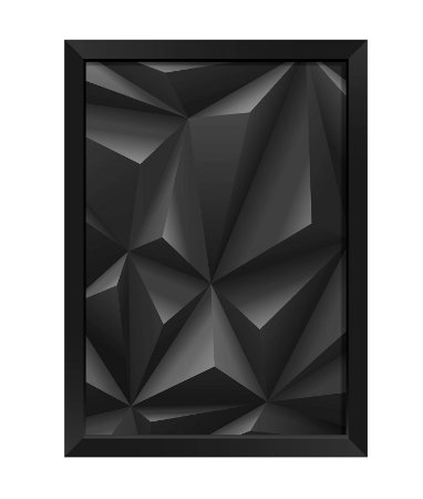 Quadro - Abstrato Blacks