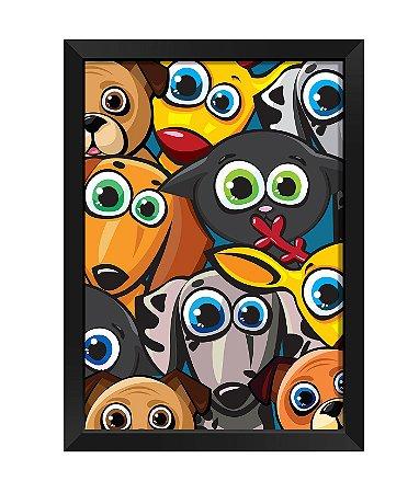Quadro - Pop Art Animaizinho