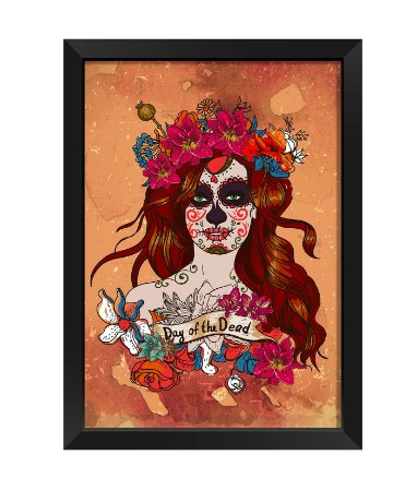 Quadro - Pop Art Day of Dead