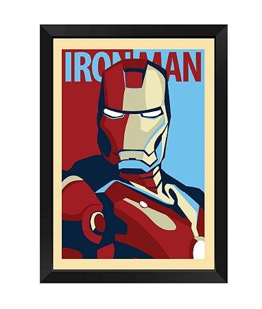 Quadro Iron Man