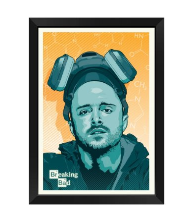 Quadro - Breaking Bad Jesse Pinkman