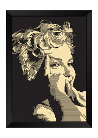 Quadro - Marilyn Monroe Poster