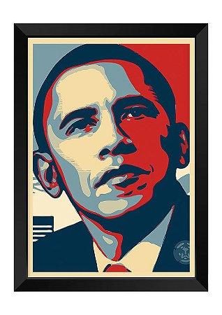 Quadro - Barack Obama Poster