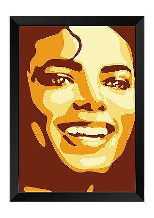 Quadro - Michael Jackson Poster