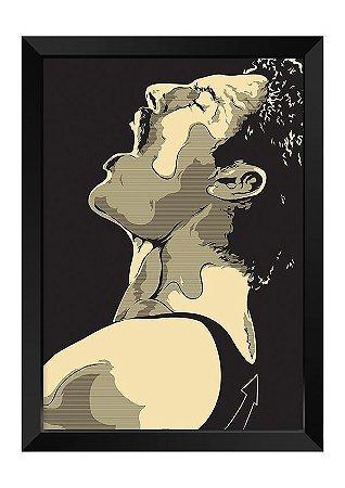 Quadro - Freddie Mercury Poster