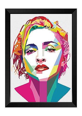 Quadro - Madonna Poligonal