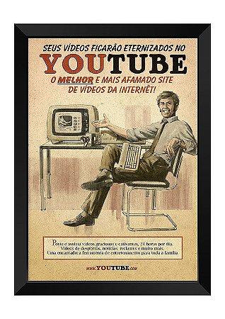 Quadro - Vintage YouTube