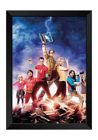 Quadro - The Big Bang Theory
