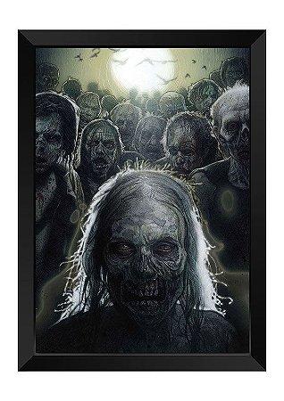 Quadro - The Walking Dead Zombies