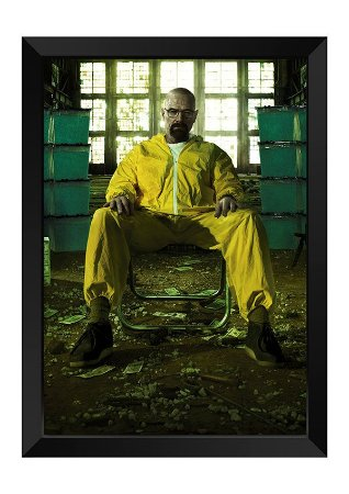 Quadro - Breaking Bad Walter White
