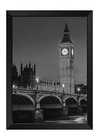 Quadro - Londres Big Ben