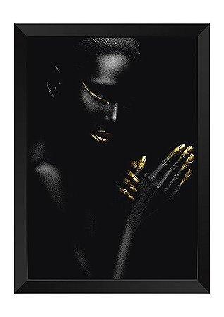 Quadro - Makeup Black 3