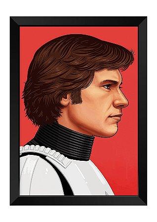 Quadro - Star Wars Han Solo